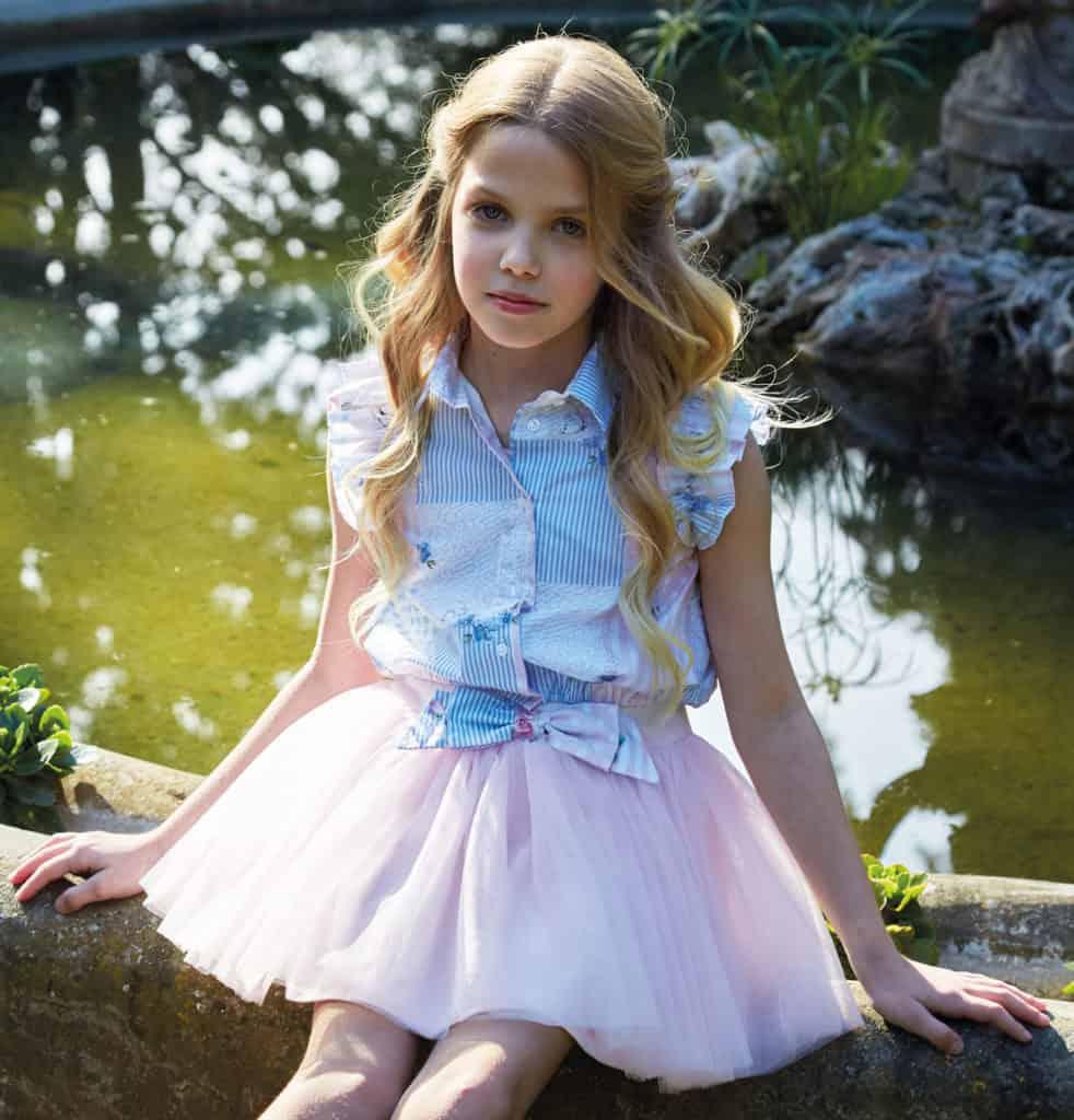 Creatieve kledij voor kinderen van Lapin House