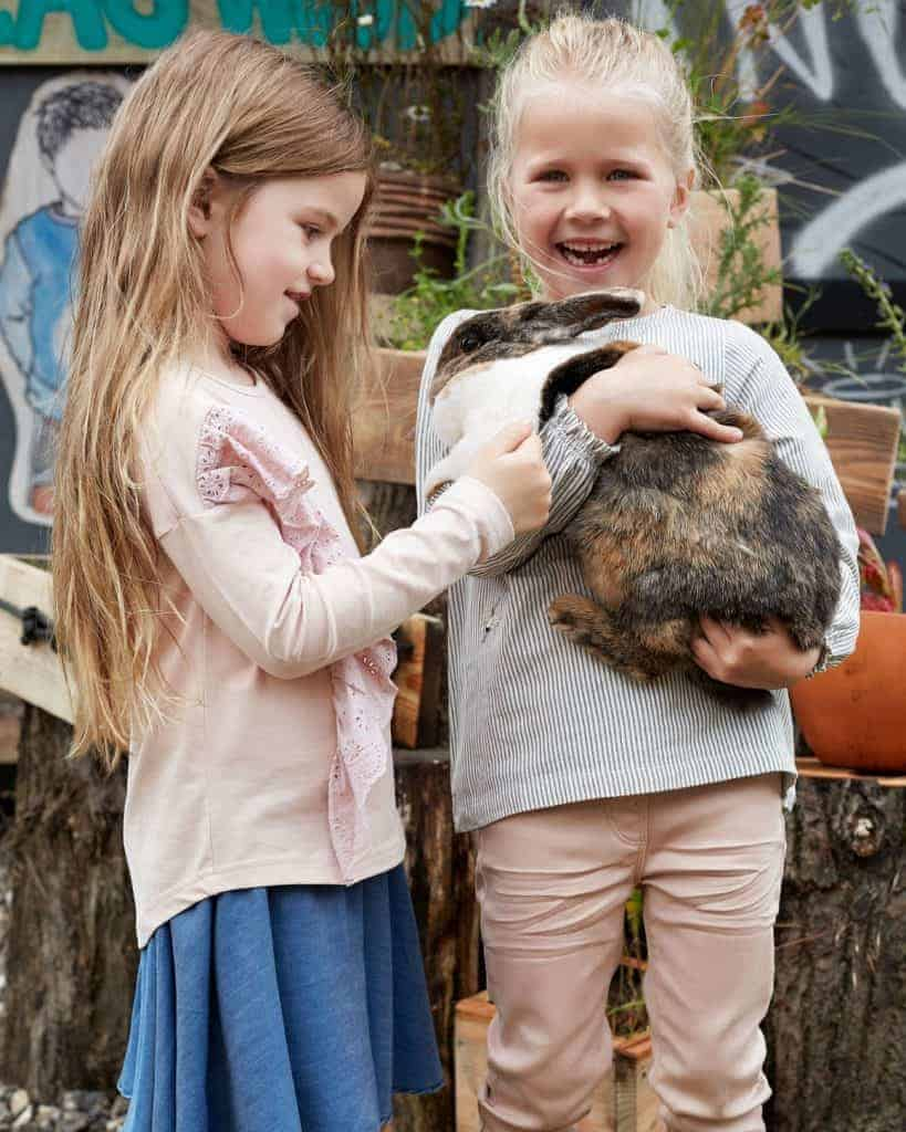 Kinderkleding om in te leven van Hust and Claire