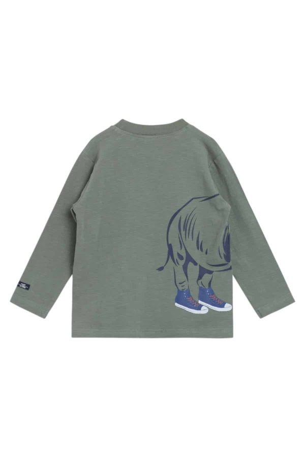 Hust and Claire T-shirt Anton
