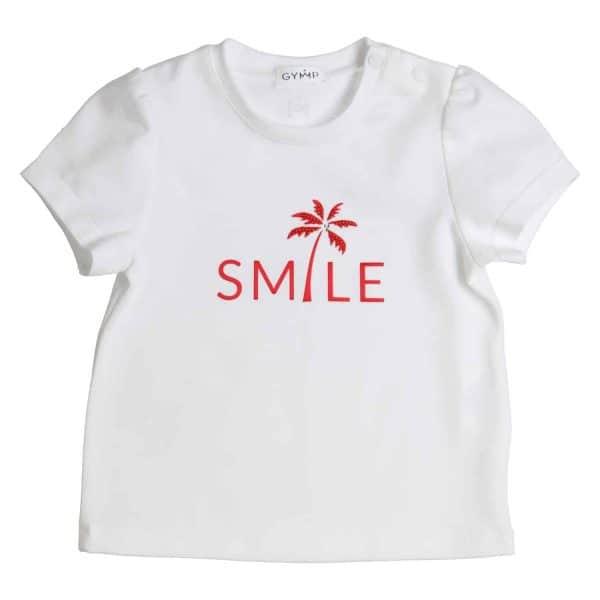 GYMP T-shirt smile