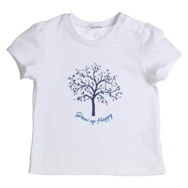 GYMP T-shirt Grow up happy