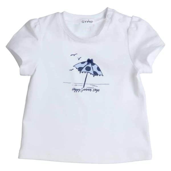 GYMP T-shirt Beach umbrella