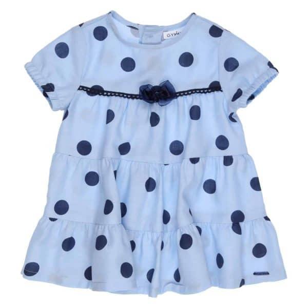 GYMP jurk Dots