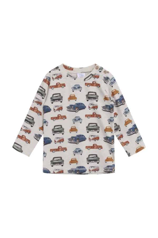 Hust and Claire T-shirt Cars