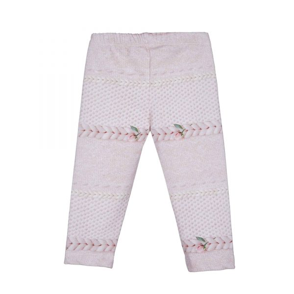Setje met legging, blouse en korte trui Lapin House