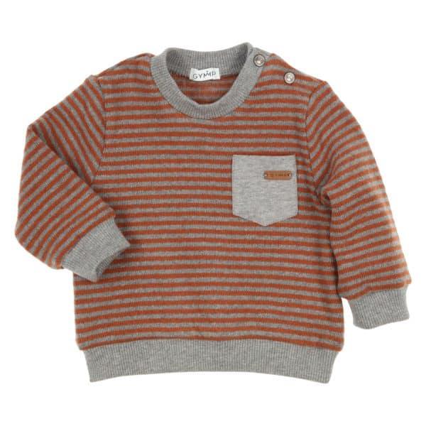 GYMP sweater 'stripes'