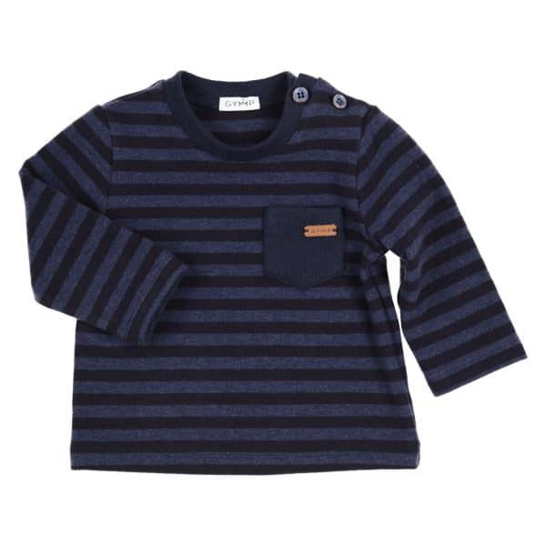 GYMP sweater 'blue stripes'