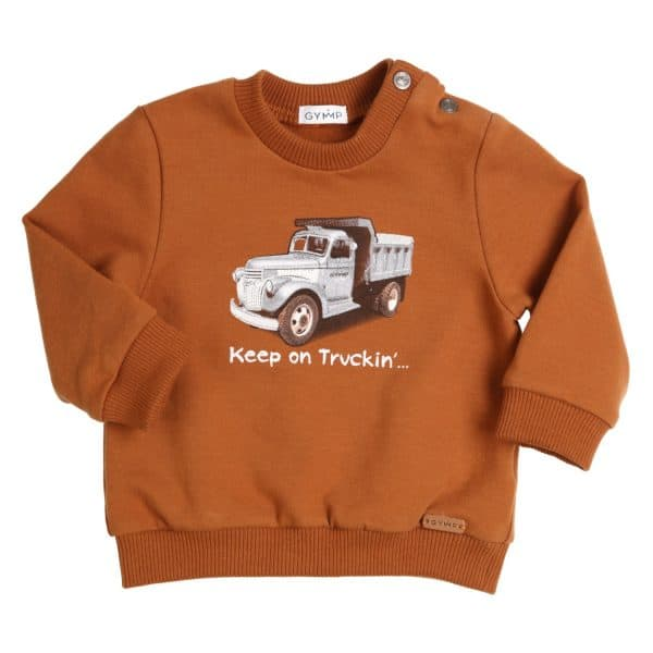 GYMP sweater 'truck'