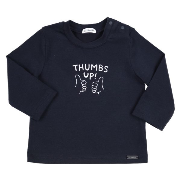 GYMP longsleeve 'thumbs up'