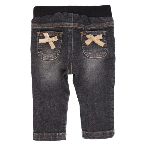 GYMP jeans strikjes