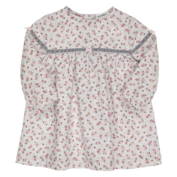 GYMP jurk 'bloemetjes'