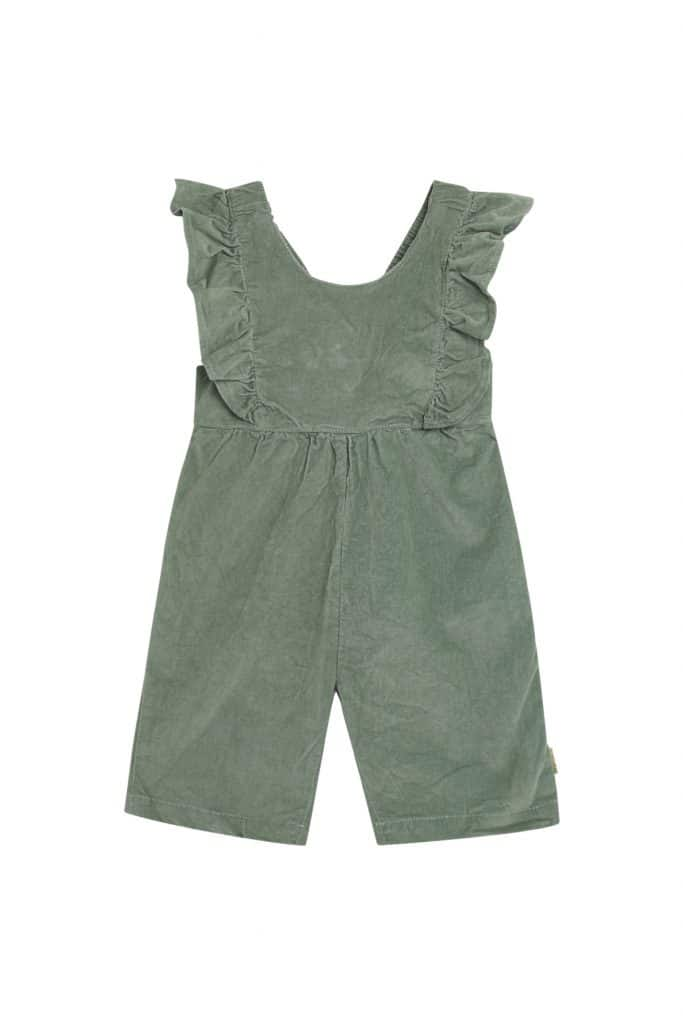 Hust and Claire jumpsuit 'Mira' groen