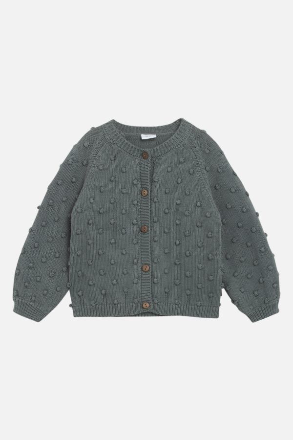 Hust and Claire cardigan 'Catharina' groen
