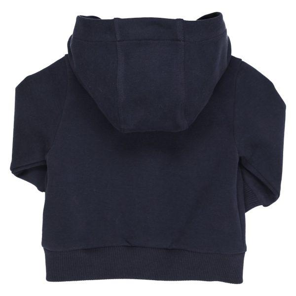 GYMP hooded cardigan