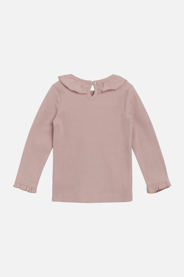 Hust and Claire basic longsleeve 'Adalina'