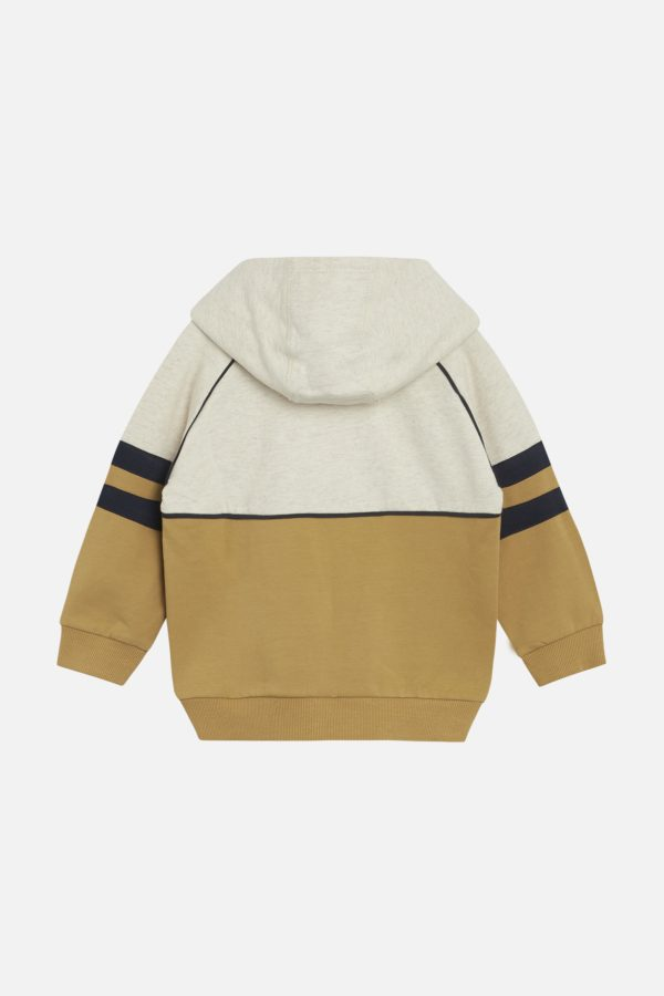 Hust and Claire hooded sweatshirt 'Star'