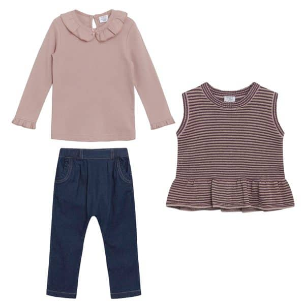 Outfit Eline hust and claire